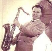 Dad back in the day as a touring musician.