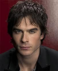 "Damon Salvatore of ""The Vampire Diaries,"" my current pretend boyfriend"